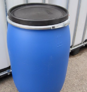 120 litre Clamp Top Drum